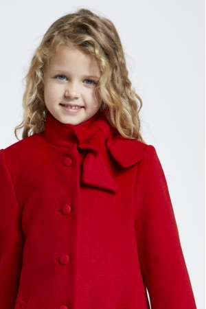 Red Bailey Coat, style 0814
